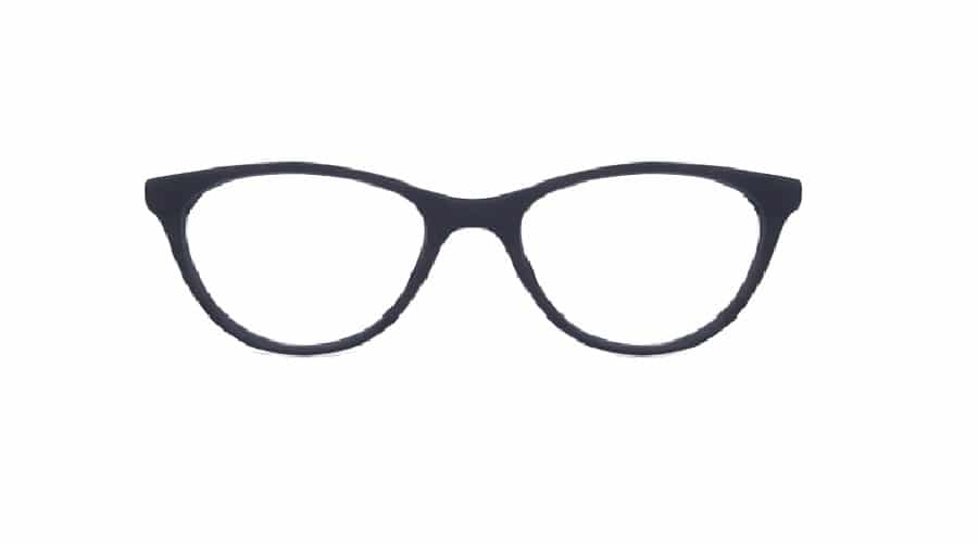 Black Cat Eye Glasses Sf 9846 4