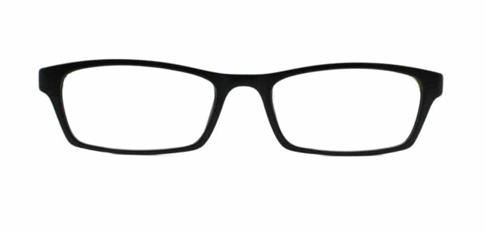 Black Rectangle Glasses 111413 4