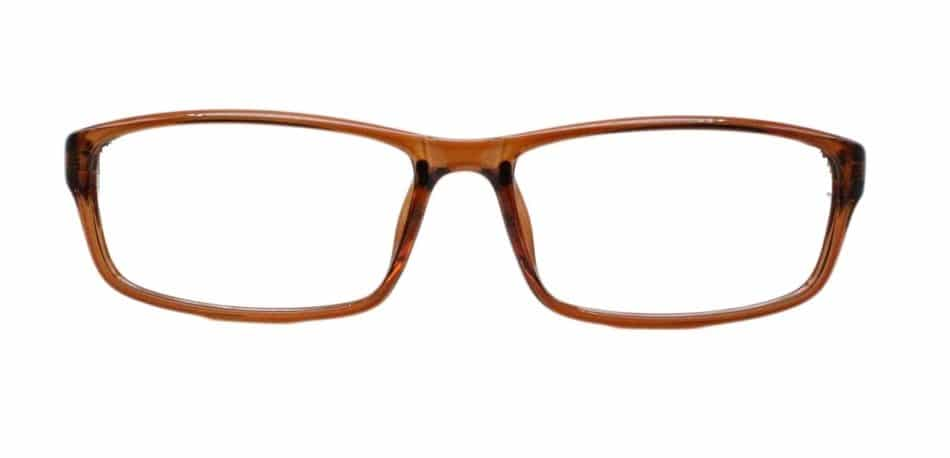 Brown Rectangle Glasses 251113 4