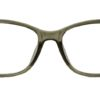Gray Cat Eye Glasses 200426 8