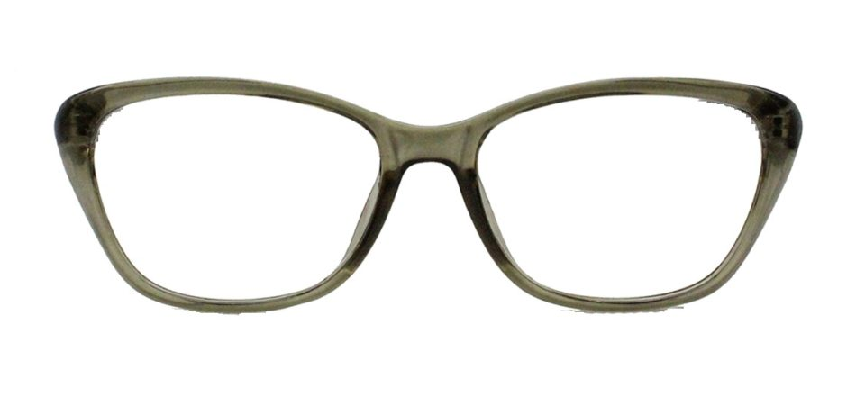 Gray Cat Eye Glasses 200426 4