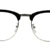 Black Browline Glasses  200428 8
