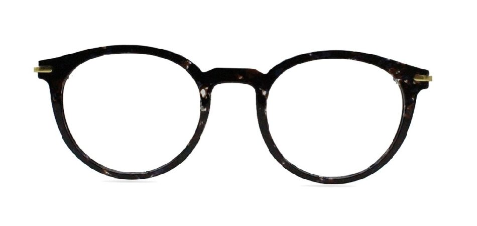 Black Round Glasses 200427 4