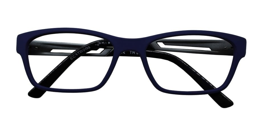 Blue Rectangle Glasses 1311113 1
