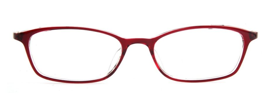 Red Translucent Glasses 010824 4