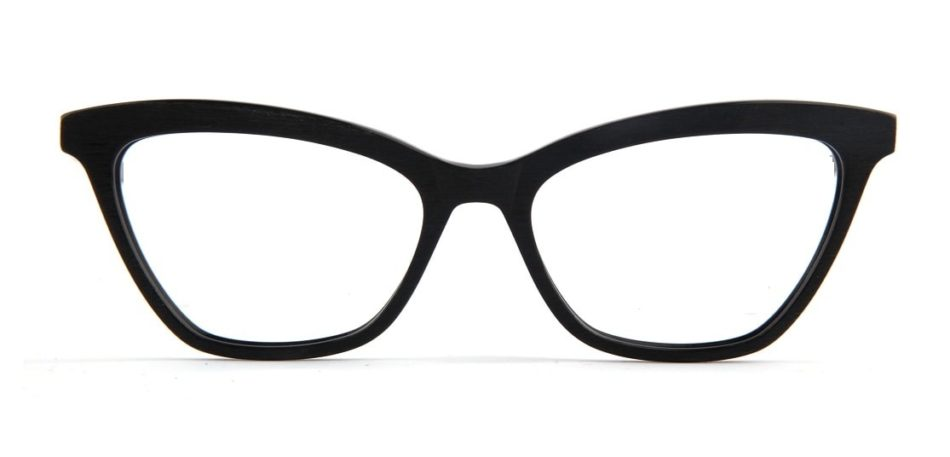 Black Cat-eye Glasses 010821 4