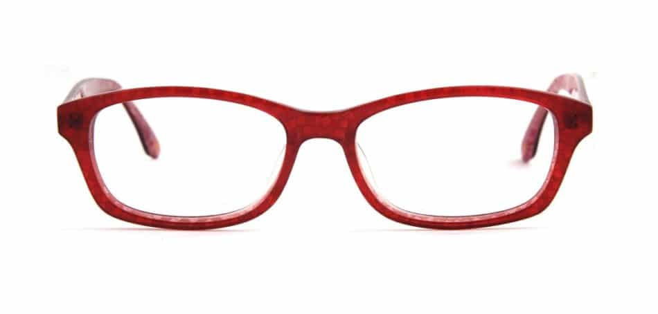 Red Oval Glasses 310520 3