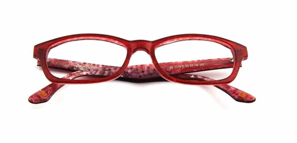 Red Oval Glasses 310520 1