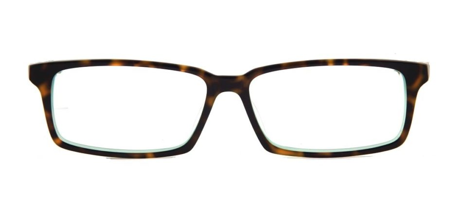 Square Tortoise Glasses 310521 4