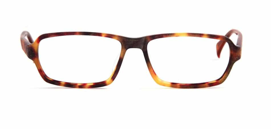 Tortoise Rectangle Glasses 310524 3