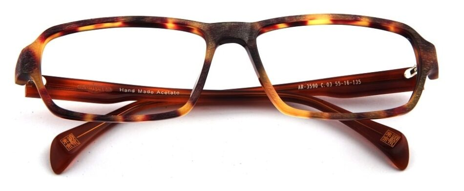 Tortoise Rectangle Glasses 310524 1