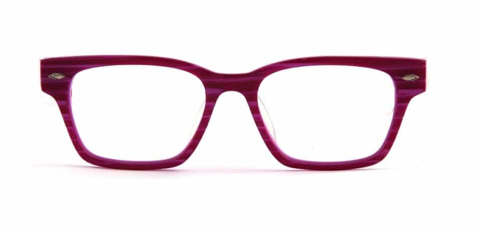 Square Pink-White Glasses 3105246 4