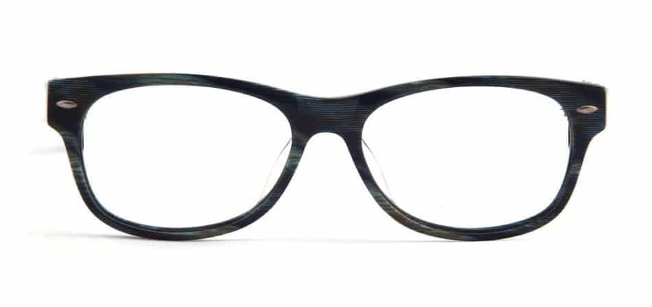 Black Blue Textured Glasses 3105247 4
