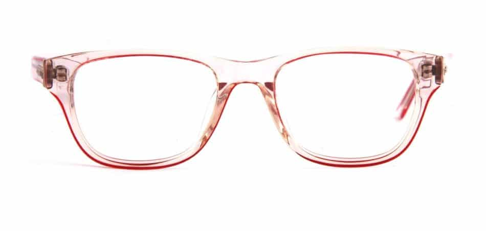 Clear Pink Glasses 31052411 3