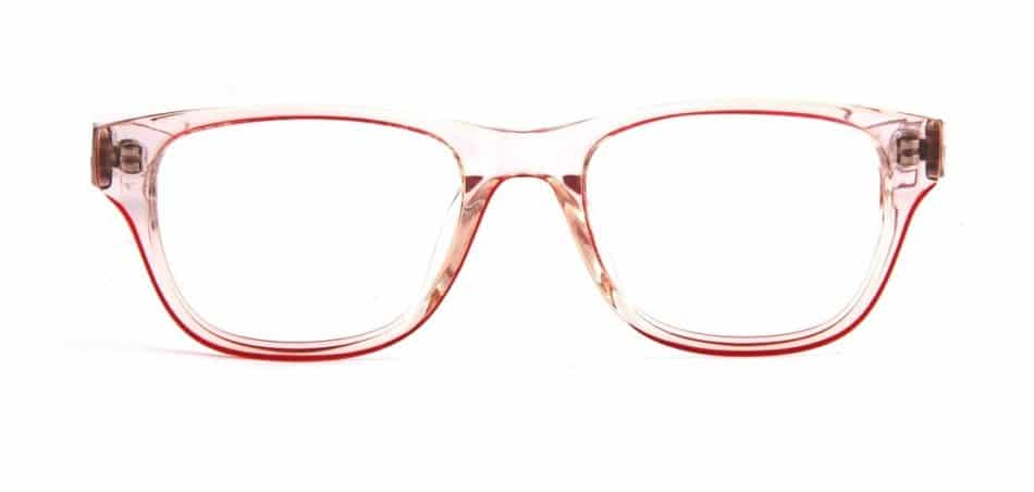 Clear Pink Glasses 31052411 4