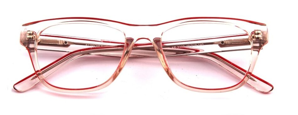 Clear Pink Glasses 31052411 1