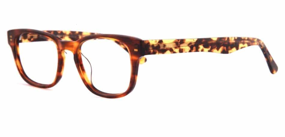 Brown Round Glasses 31052415 2