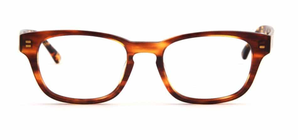 Brown Round Glasses 31052415 3