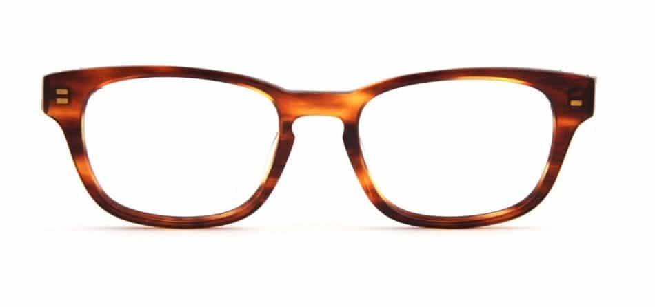 Brown Round Glasses 31052415 4