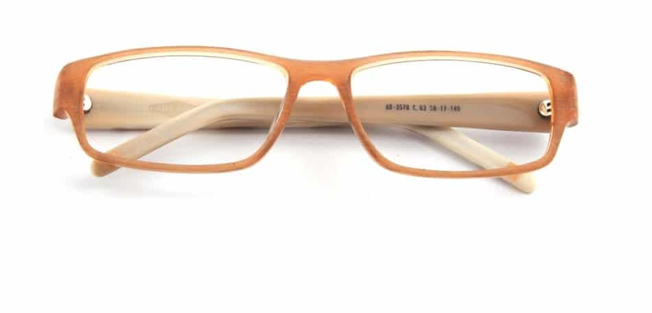 Brown Rectangle Glasses 31052416 1