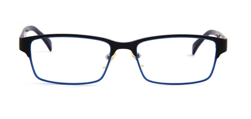 Black Blue Glasses 310596 3