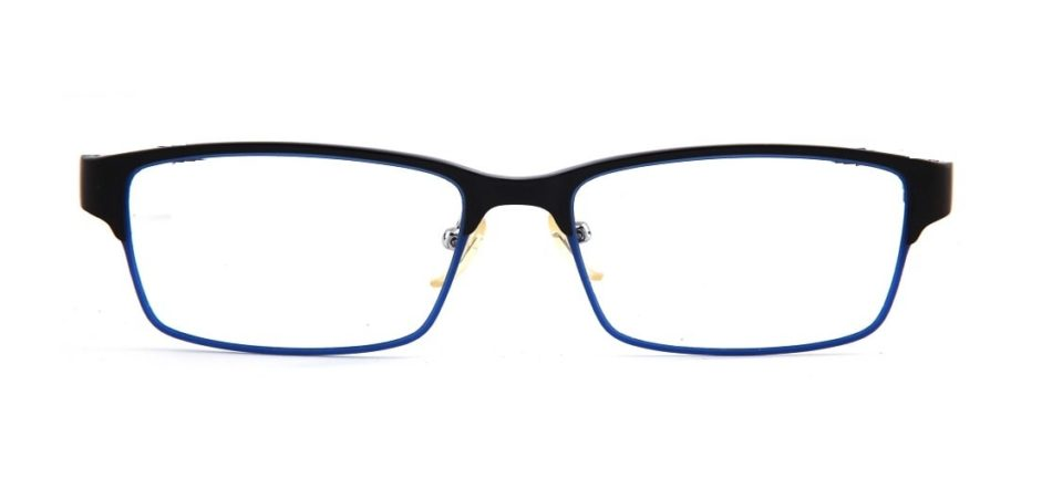 Black Blue Glasses 310596 4