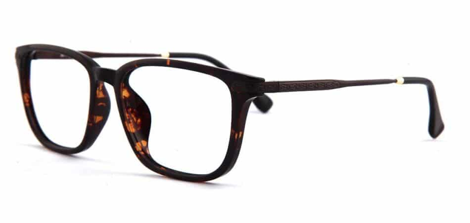 Tortoise Rectangle Glasses 130726 2