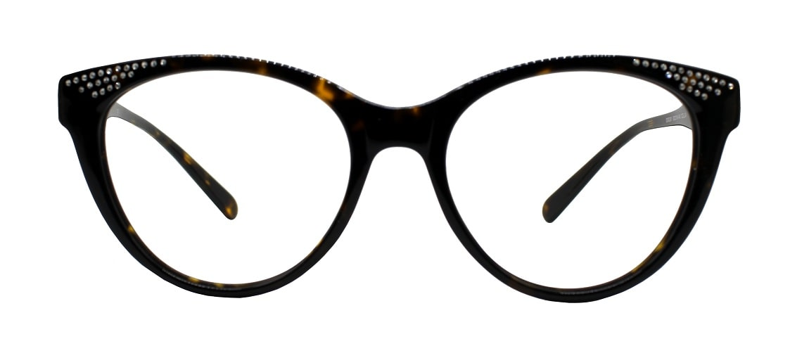 Brown Tortoise Cat-Eye Eyeglasses 111714 1