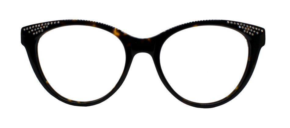 Brown Tortoise Cat-Eye Eyeglasses 111714 3