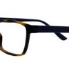 Brown Rectangle Glasses 211114 6