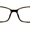Brown Rectangle Glasses 211114 8