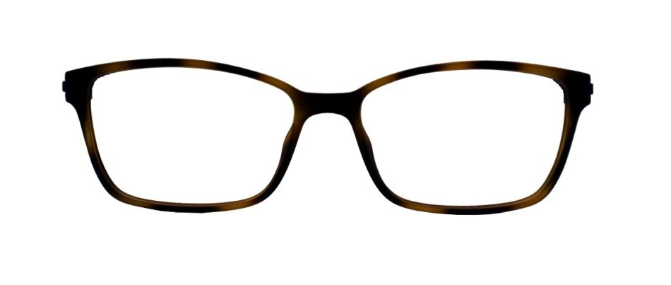 Brown Rectangle Glasses 211114 4