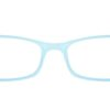 Sky Blue Rectangle Glasses 251118 8