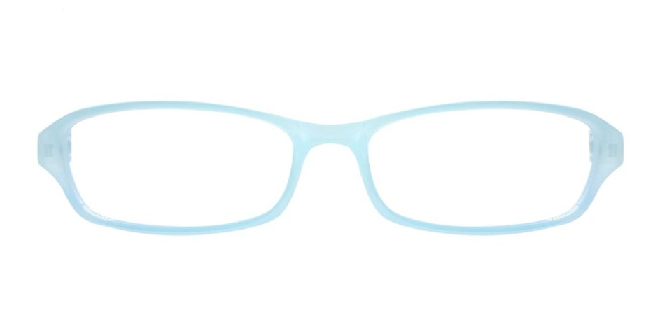 Sky Blue Rectangle Glasses 251118 4
