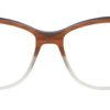 Brown Round Glasses Sf 9867 6