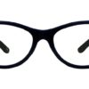 Blue Velvet Cat Eye Glasses 201123 7