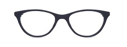 Black Cat Eye Glasses Sf 9846 7