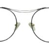 Golden Round Glasses 111416 8