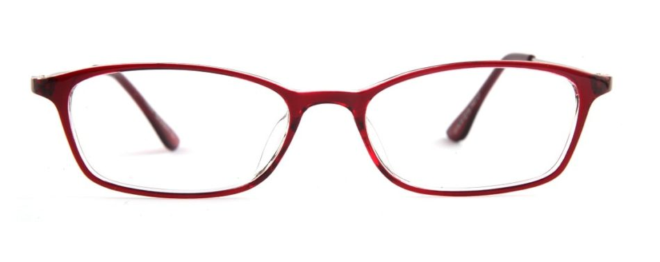 Red Translucent Glasses 010824 3