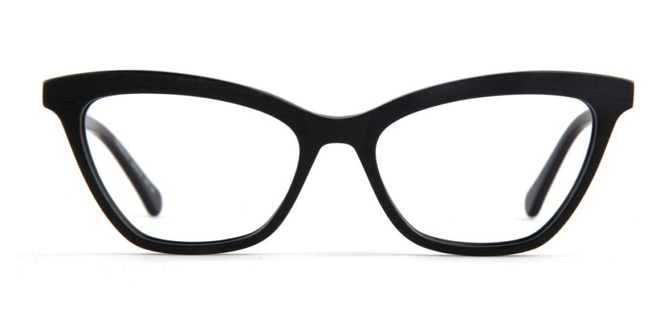 Black Cat-eye Glasses 010821 3