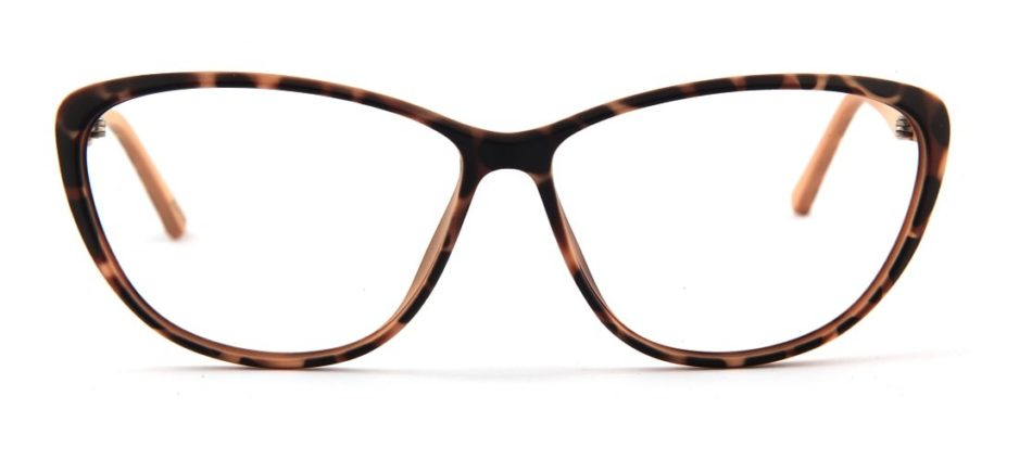 Brown Tortoise Cat-Eye Glasses 12013 2