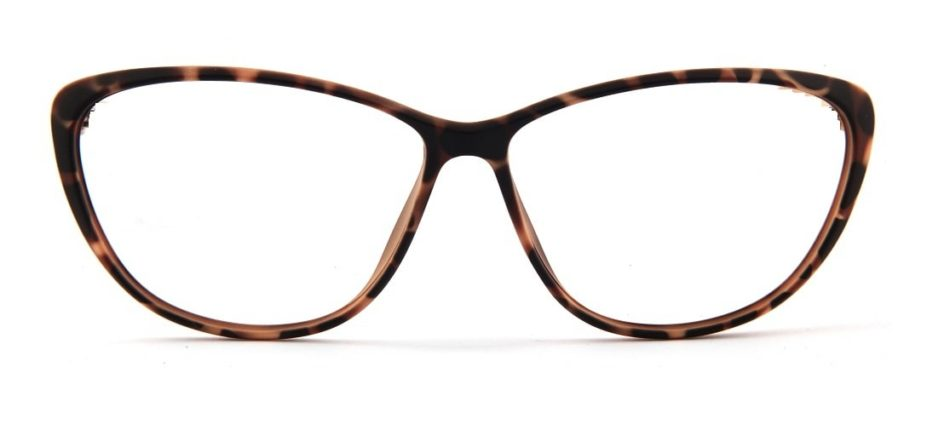 Brown Tortoise Cat-Eye Glasses 12013 3