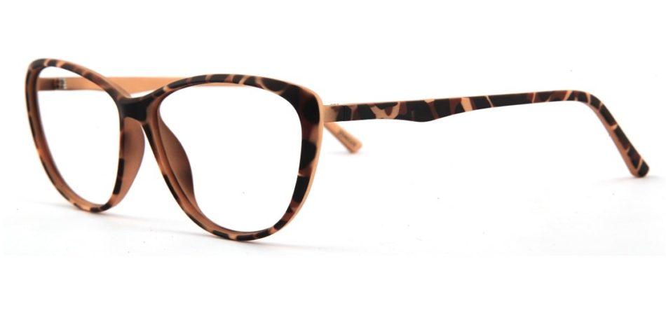 Brown Tortoise Cat-Eye Glasses 12013 4