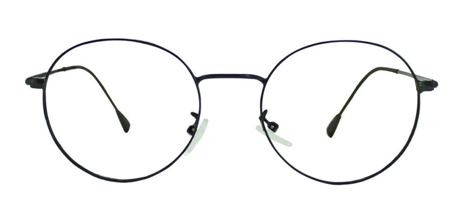 Black Round Glasses 191129 2