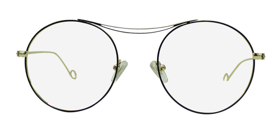 Golden Round Glasses 111416 2
