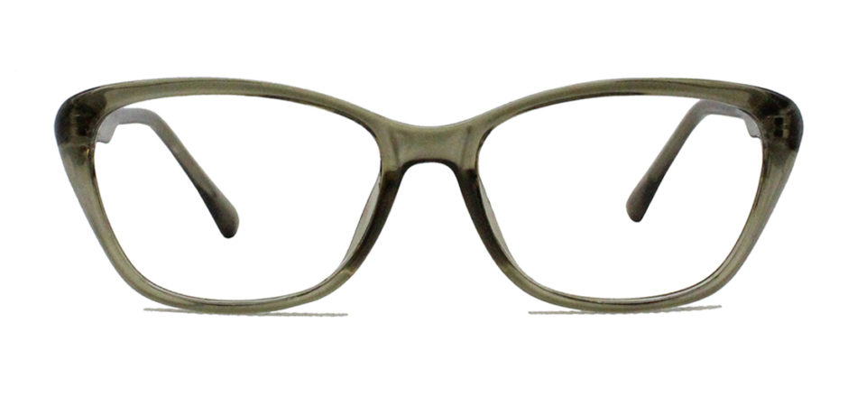 Gray Cat Eye Glasses 200426 2