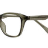 Gray Cat Eye Glasses 200426 7