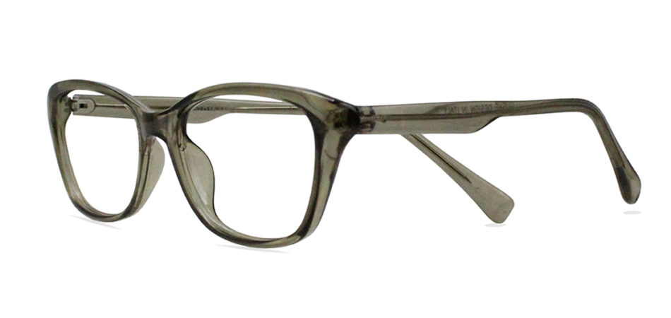 Gray Cat Eye Glasses 200426 3