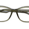 Gray Cat Eye Glasses 200426 5