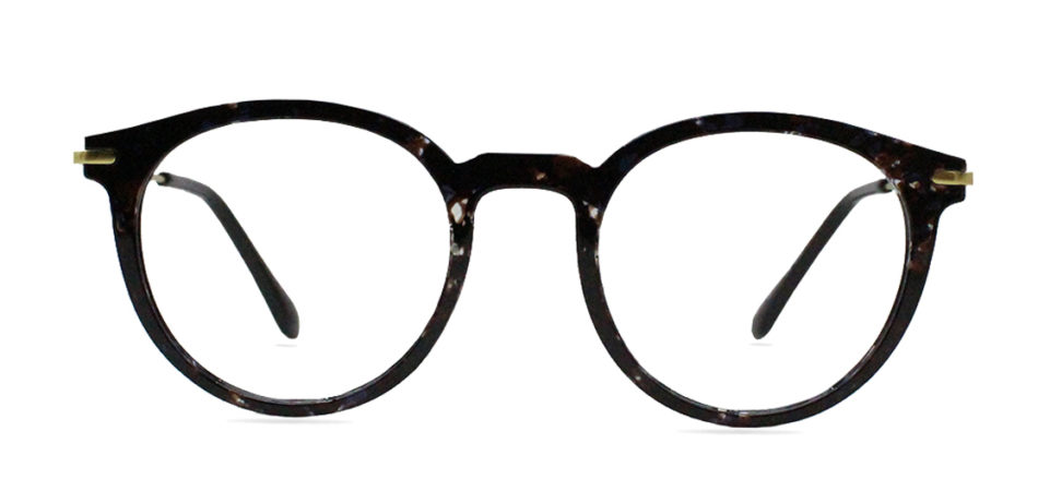 Black Round Glasses 200427 3
